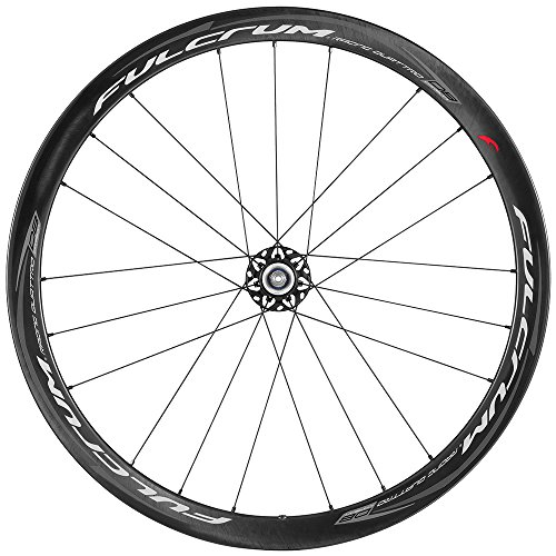 FULCRUM Racing Quattro Carbon H40 Disc 6intl. - HG11 - Front HH12/HH15 Rear HH12/142 +KITHH10 - R4-16DFRC52