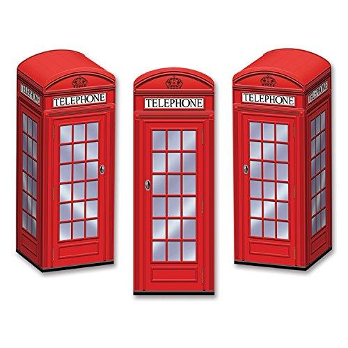 Imán Londres  marca Beistle