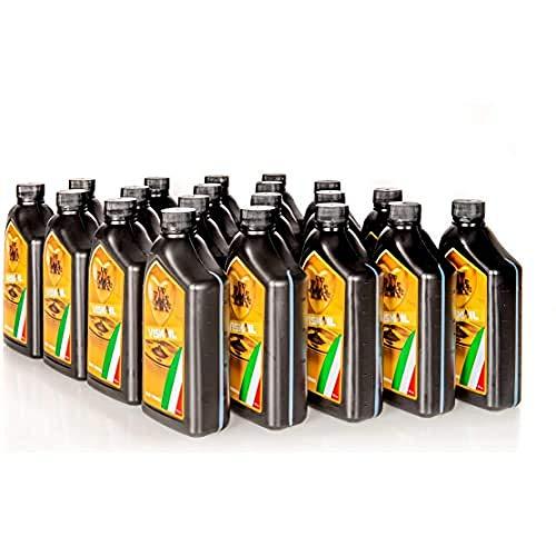 20x1 Litro Olio Per Cambio Manuale 75W90 Viskoil