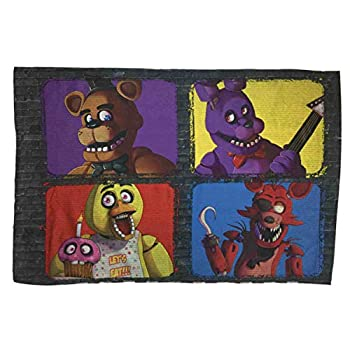 Five Nights at Freddy s Pillow Case  Twin