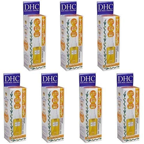(Set product) DHC medicated deep cleansing oil (SS) 70ml 7 pieces