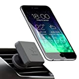 Koomus Pro Air-M Air Vent Magnetic Cradle-less Smartphone Car Mount for all iPhone and Android Devices