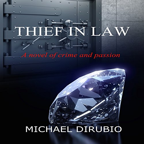Thief in Law audiobook cover art