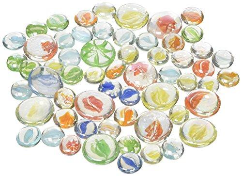 Zolux Agathe Perles en Verre pour Aquarium Mixte