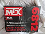 Mtx 6' X 8' Coaxial Speaker System 6812