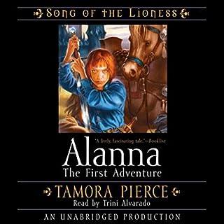 Alanna Titelbild