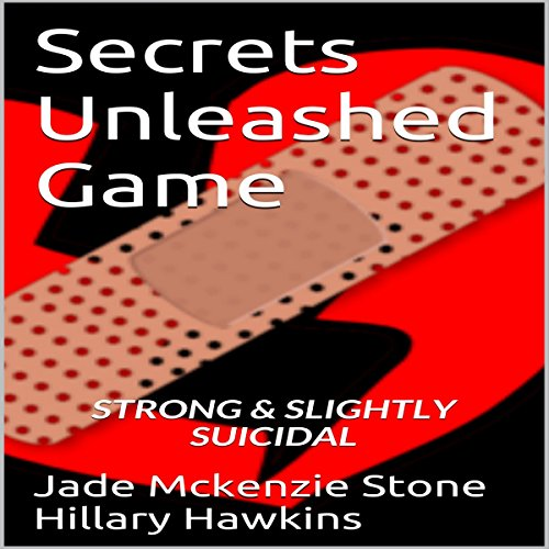 Secrets Unleashed Game audiobook cover art