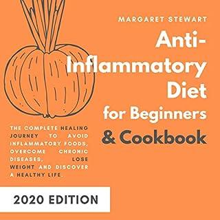 Anti-Inflammatory Diet for Beginners & Cookbook cover art