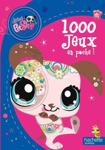 1000 Jeux En Poche Littlest Petshop: 2268050