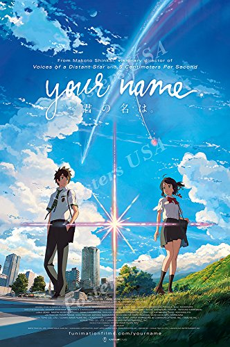 Posters USA Your Name Movie Poster GLOSSY FINISH - FIL613 (16' x 24' (41cm x 61cm))