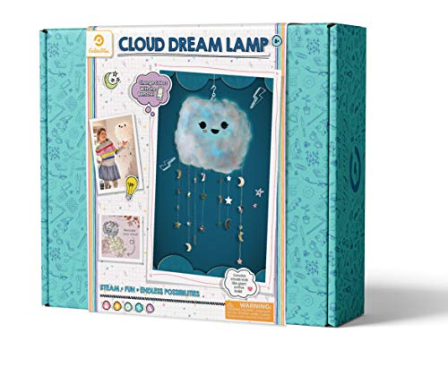 GoldieBlox Cloud Dream Lamp