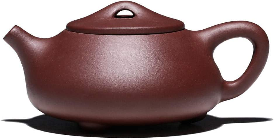 Purple Clay Teapot Yixing Zisha Tea Mu Raw Direct store Pot Ore Bargain sale