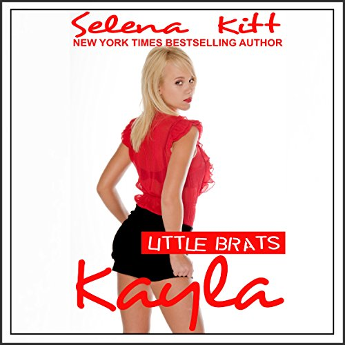 Little Brats: Kayla audiobook cover art