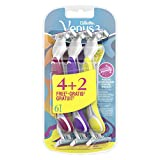 Gillette Venus3 Einwegrasierer für Frauen, 1er Pack (6 Stück pro Packung)