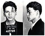 Frank Sinatra Tasse, Hochglanz-Poster, Bild, Mugshot
