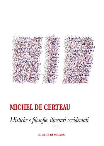 Mistiche e filosofie (Italian Edition)
