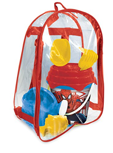 Mondo Spiderman emmerset, 17 cm, in tas,