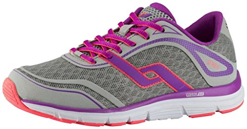 Pro Touch OZ Pro IV W Damen Laufschuhe Schuhe 232490 Women Grey Light/Violet/...
