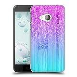 Head Case Designs Offizielle PLdesign Blau Pink Glitzer