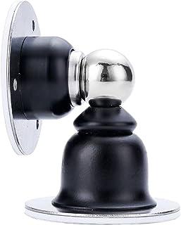 XIN NA RUI Deurstopper, Roestvrijstalen magnetische deurstoppersticker toilet badkamer deurdeur kit Deurstop (Color : Like...