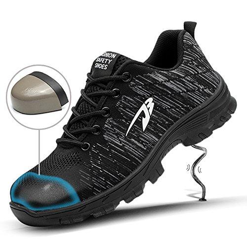 Ticcoon Work Shoes For Men