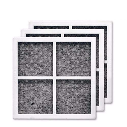 without LT-HOME, 3Pcs Refrigerator Parts LT120F Air Dust Hepa Filter For...