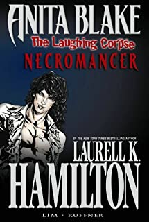 Anita Blake, Vampire Hunter: The Laughing Corpse Book 2 - Necromancer