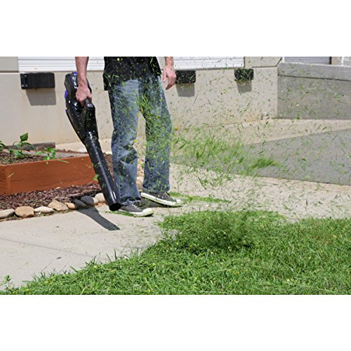 Kobalt 80-Volt Max Lithium Ion (Li-ion) 500-CFM 125-MPH Heavy-Duty Brushless Cordless Electric Leaf Blower (Bare Tool Only, Battery and Charger Not Included)