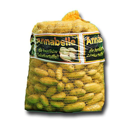 Kartoffel Kuhn - Annabelle, festkochend, bauerngesackt, 25 kg Sack