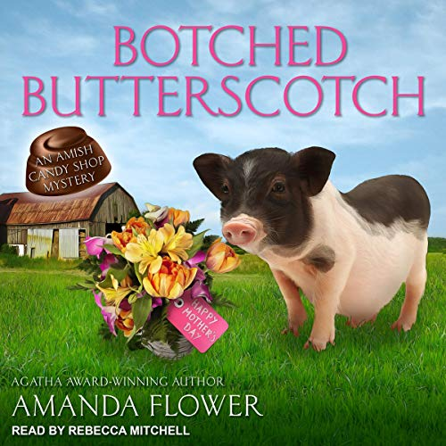 Botched Butterscotch cover art