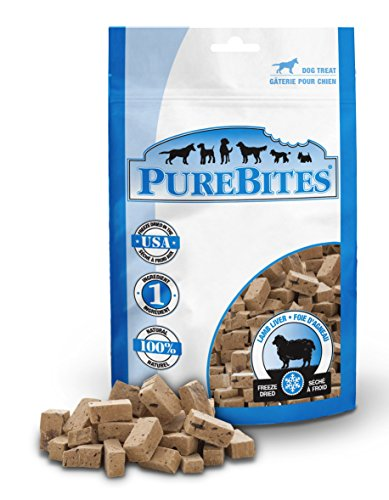 powerful Purebites Lamb for Dogs, 95 g | Average Size