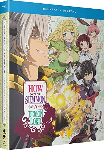 HOW NOT TO SUMMON A DEMON LORD CS BD+FD [Blu-ray]