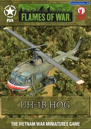 Vietnam  UH-1D Slick by Battlefront Miniatures
