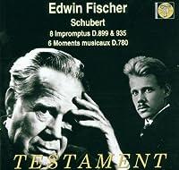 Schubert: Impromptus, D 899 & D 935; Moments musicaux, D 780 (1998-08-01)