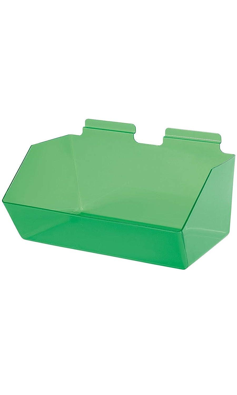 free Clear Green Plastic Dump Bin Large-scale sale - 12