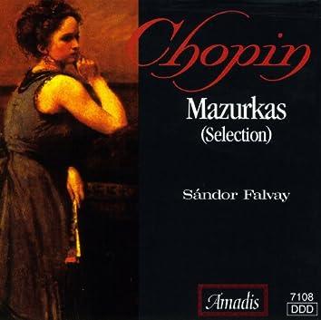 Chopin: Mazurkas (Selections)