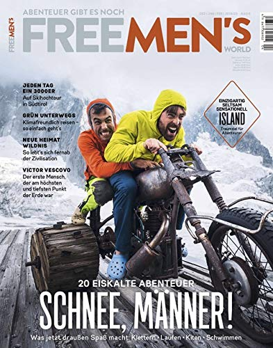 FREE MEN'S WORLD 4/2019