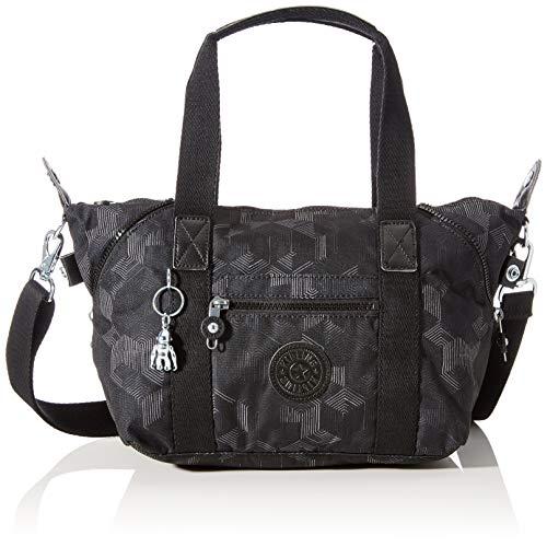 Kipling Damen Art Mini Taschen mit Tragegriff, Geheimnisvolles Gitter, Einheitsgröße
