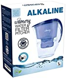 Best Alkaline Water Pitchers - WAMERY Alkaline Water Pitcher 1.5 Liters, 6 Cup Review