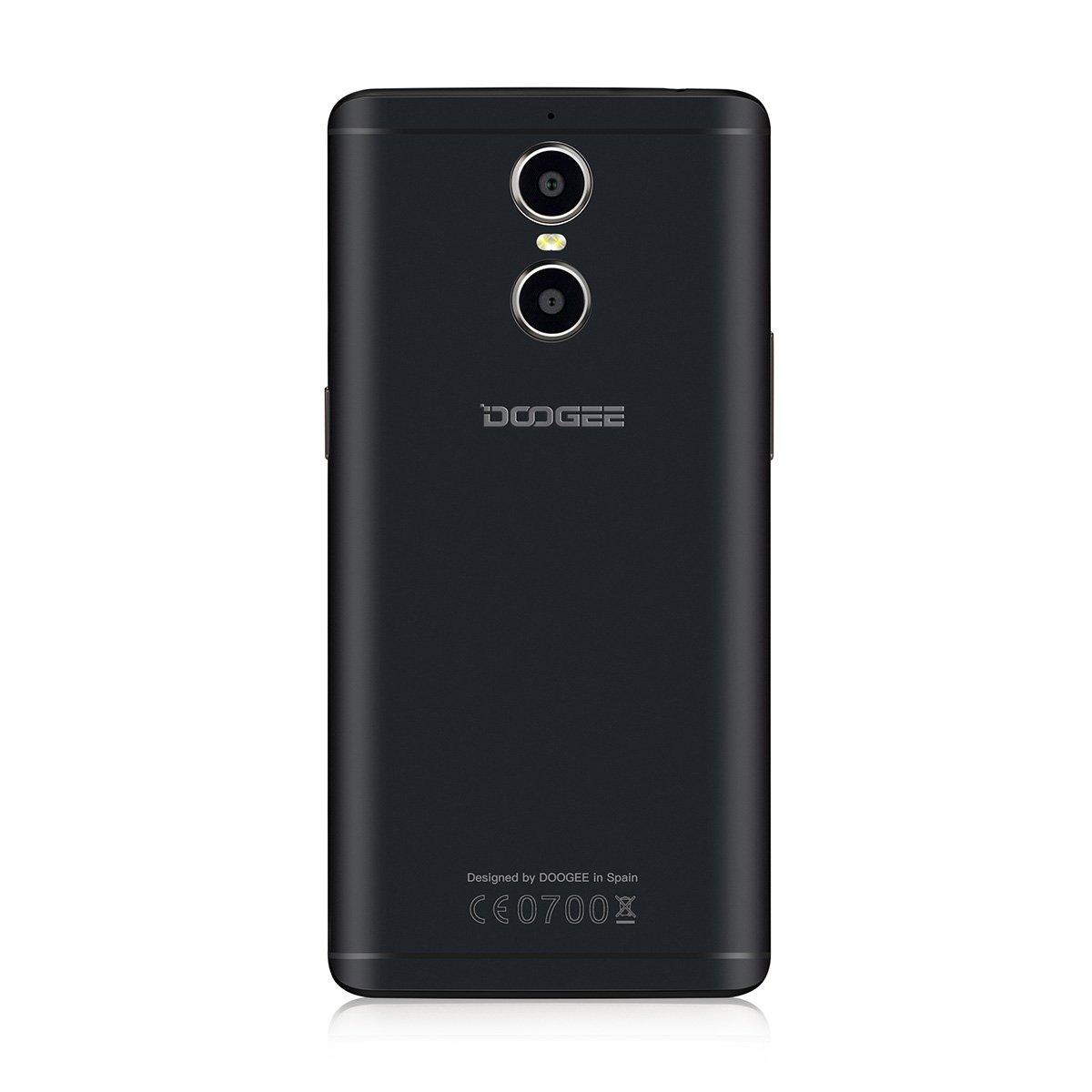 DOOGEE Shoot 1 - Smartphone Libre 4G con Doble camaras traseras (Android 6.0, Pantalla 5.5