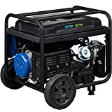Photo #4: Propane Inverter Generator by Westinghouse [WGen9600DF] with Dual Fuel and Electric Start