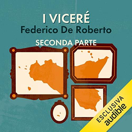 I Vicerè 2 audiobook cover art