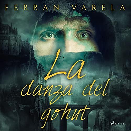 Diseño de la portada del título La danza del gohut