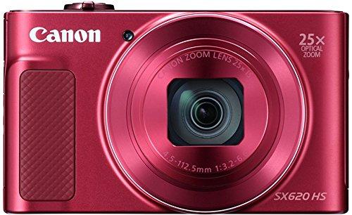 Canon PowerShot SX620 Digital Camera w/25x Optical Zoom