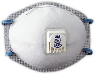 3M 50051138543711 Particulate Respirator 8577, P95 (Pack of 10)