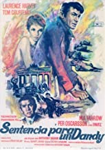 A Dandy in Aspic Movie Poster (27 x 40 Inches - 69cm x 102cm) (1968) Spanish Style B -(Laurence Harvey)(Tom Courtenay)(Mia Farrow)(Harry Andrews)