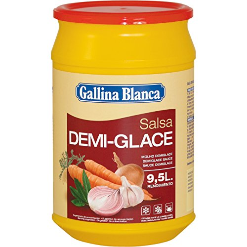 Gallina Blanca - Salsa Demiglace deshidratada - 1 kg