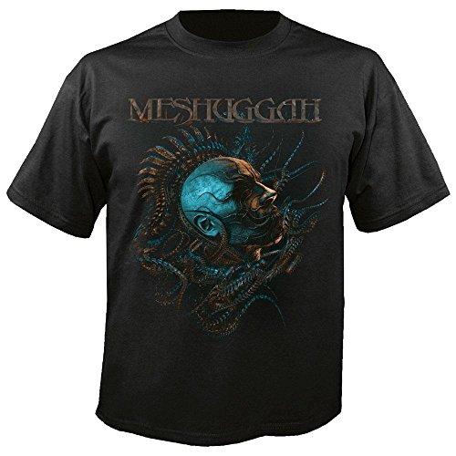 MESHUGGAH - Head - T-Shirt Größe M
