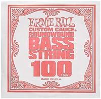 【正規品】 ERNIE BALL ベース用 バラ弦 100ゲージ ニッケルワウンド #1697