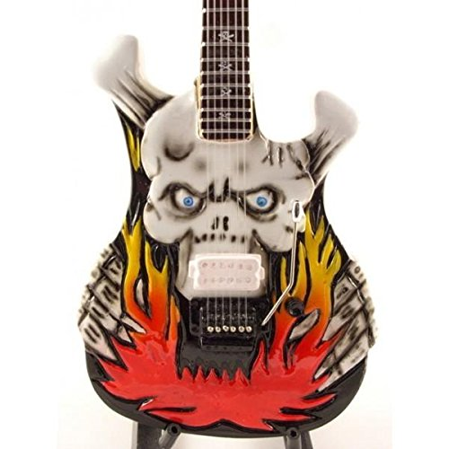 Mini guitarra de colección - Replica mini guitar - Lynch Mob - George